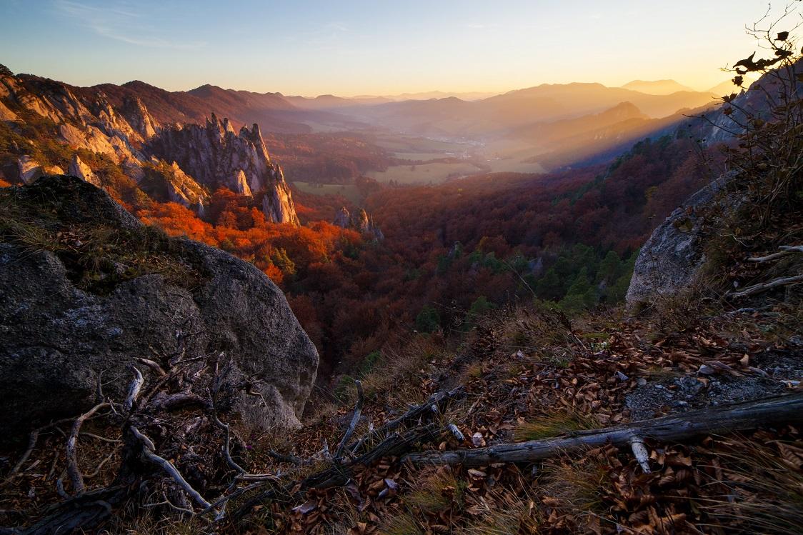 Sulov Autumn Sunset